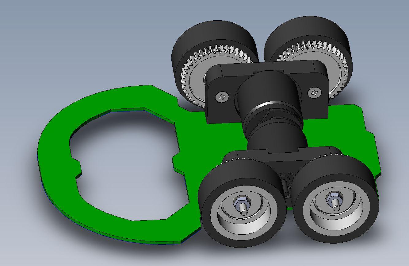 Green Gaint V4.1 3D Model