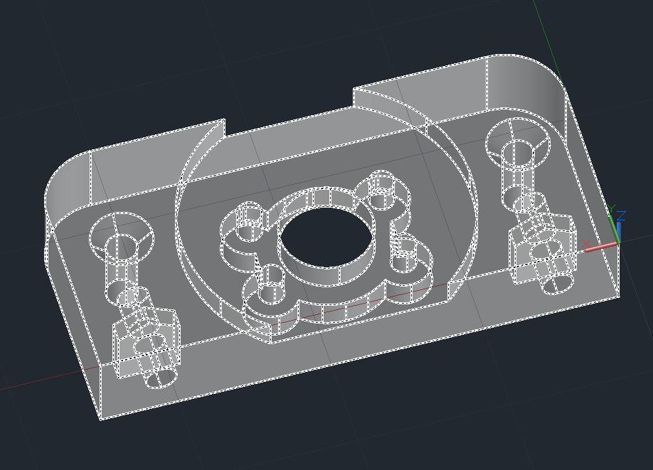 motor mount V4.1